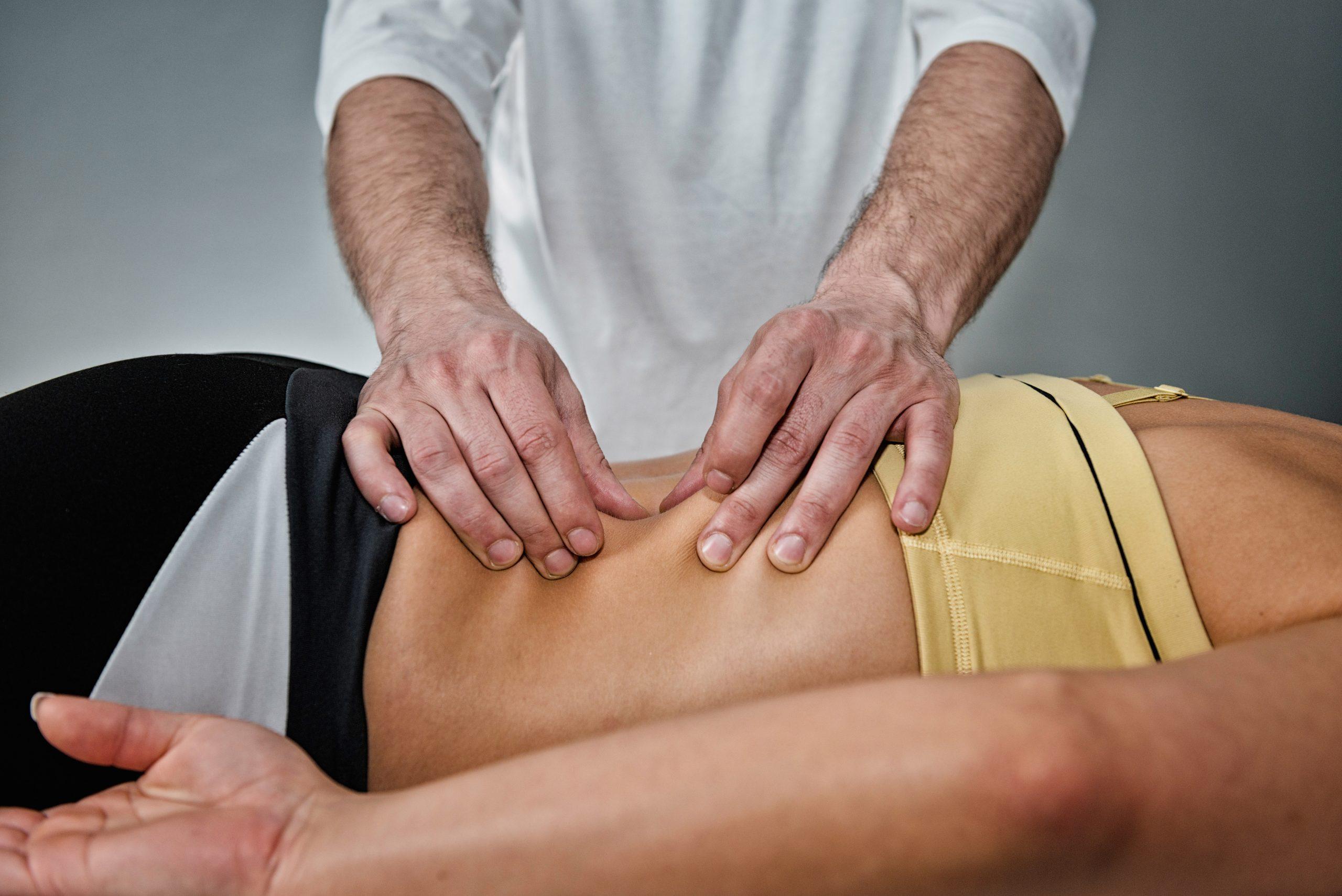 techniques de masso-kinésithérapie